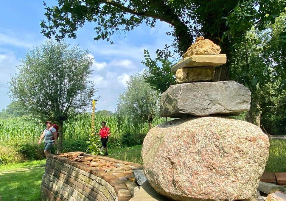 Camino in eigen land: Odulphuspad